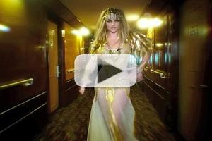 VIDEO: X FACTOR's Britney Spears Featured in New Perfume Ad