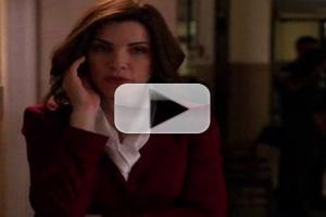 VIDEO: Sneak Peek - 'Anatomy of a Joke' on CBS's THE GOOD WIFE