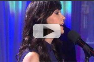 VIDEO: EVITA's Rachel Potter Performs on 'Today'