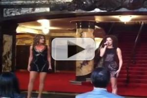 STAGE TUBE: Sneak Peek of Broadway-Bound FLASHDANCE!