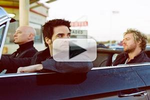 VIDEO: TRAIN Premieres Video for New Single 'Bruises'!