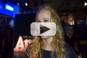 BWW TV: Chatting with the Cast of ANNIE on Opening Night- Lilla Crawford, Katie Finneran, Anthony Warlow & More!