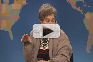 VIDEO: SNL Presents 'Weekend Update: Drunk Uncle,' from 11/10
