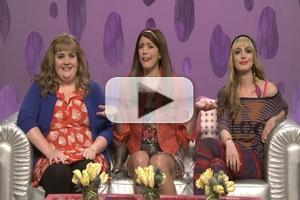 VIDEO: SNL Presents 'Girlfriends Talk Show,' from 11/10