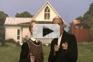 VIDEO: SNL Presents 'American Gothic,' from 11/10