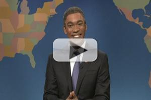 VIDEO: SNL Presents 'Weekend Update: Barack Obama,' from 11/10