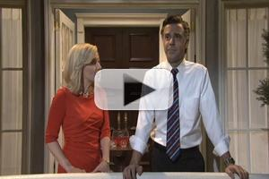 VIDEO: SNL Presents 'Mitt Romney on a Balcony' Opening, 11/10
