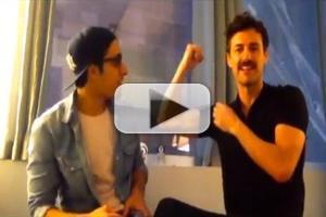 STAGE TUBE: Jared Zirilli Chats with EVITA's Max von Essen on 'Broadway Boo's!'