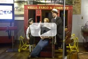 STAGE TUBE: Behind the Scenes of Walnut Street Theatre's MUSIC MAN Photo Shoot!
