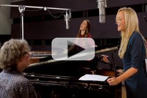 STAGE TUBE: Melanie C and Emma Bunton Record 'I Know Him So Well' for STAGES Album