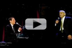 STAGE TUBE: Michael Feinstein Pays Tribute to Recently Deceased Father Ed Feinstein