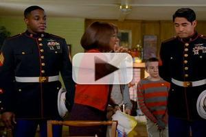 VIDEO: Sneak Peek - ABC's THE MIDDLE Honors U.S. Military