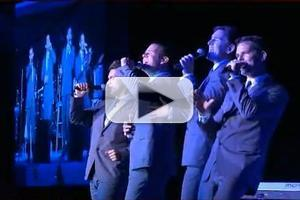 STAGE TUBE: The Midtown Men Return to Bass Hall!