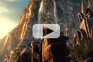Sneak Peek: New TV Spot for THE HOBBIT: AN UNEXPECTED JOURNEY