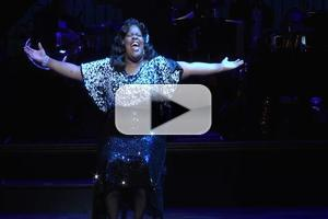 BWW TV EXCLUSIVE: GLEE's Amber Riley and More in COTTON CLUB PARADE at NY City Center - Highlights!