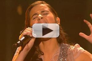 VIDEO: Carly Rose Watch: Sonenclar Sings 'My Heart Will Go On' on THE X FACTOR