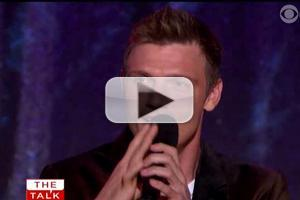 VIDEO: Backstreet Boys Debut New Holiday Single on CBS's THE TALK