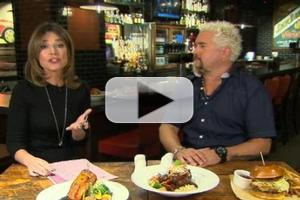VIDEO: Guy Fieri Responds to NY Times Restaurant Review on NBC's TODAY