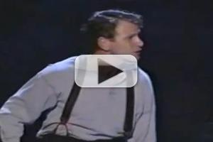 STAGE TUBE: On This Day 11/17- Brent Carver