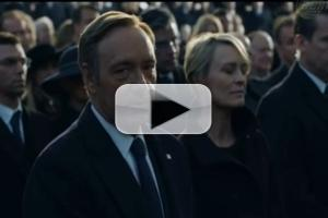 VIDEO: First Look - Kevin Spacey in Trailer for New Netflix Series HOUSE OF CARDS