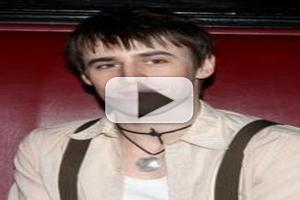 First Listen - SPIDER-MAN's Reeve Carney on 'Twilight' Soundtrack