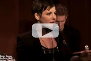 STAGE TUBE: Daisy Eagan Announces Pregnancy at Birdland Show