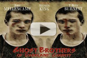 First Listen: John Mellencamp and Stephen King's GHOST BROTHERS OF DARKLAND COUNTY to Release Album in March 2013