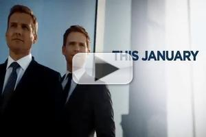 VIDEO PROMO: SUITS Returns to USA This January
