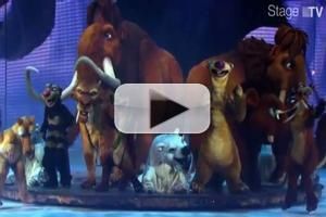 STAGE TUBE: First Look at ICE AGE Tour in Germany