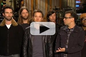 VIDEO: All-New Jeremy Renner SNL Promo!