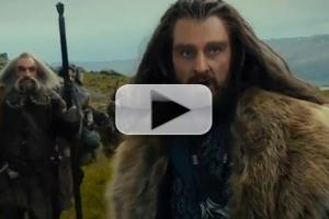 VIDEO: New TV Spot for THE HOBBIT: AN UNEXPECTED JOURNEY