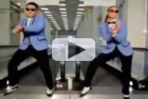 VIDEO: Heidi Klum Goes Gangnam Style