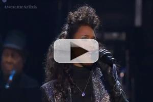 VIDEO: Jennifer Hudson Performs Medley at Whitney Houston Grammy Salute!