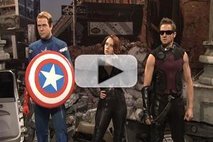 VIDEO: SNL Presents 'The Avengers,' from 11/17