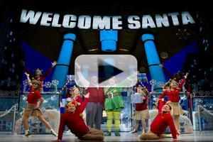BWW TV First Look: ELF Hits Broadway for 2012 Holiday Season - Kritzer, Gelber & More!