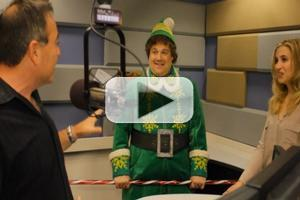 STAGE TUBE: Buddy The Elf Visits Lite FM to Kick Off The Christmas Season!