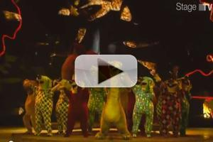 STAGE TUBE: First Look at ICE AGE LIVE! in Düsseldorf gefeiert