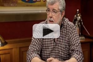 VIDEO: George Lucas, Kathleen Kennedy Talk STAR WARS: EPISODE VII