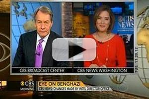 VIDEO: CBS THIS MORNING Reports Update on Benghazi Attack