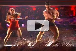 VIDEO: DWTS's Val & Kelly Dance the 'Surf Flamenco'