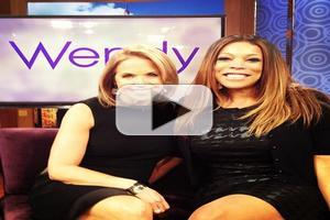 VIDEO: Katie Couric Visits THE WENDY WILLIAMS SHOW