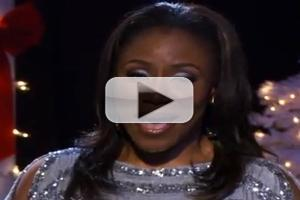VIDEO: AMERICAN IDOL's Mandisa Performs 'Somebody's Angel'