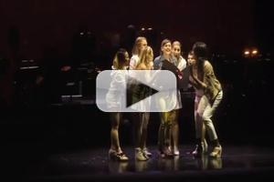 STAGE TUBE: Watch LEGALLY BLONDE's Cast Presentation in Vienna!