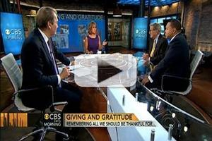STAGE TUBE: Tony Bennett, Wynton Marsalis Visit CBS THIS MORNING
