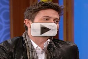 VIDEO: 'Twilight' Star Jackson Rathbone Visits THE WENDY WILLIAMS SHOW