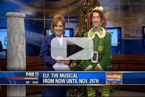 STAGE TUBE: ELF Lands in Tampa!