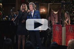 VIDEO PREVIEW: Rod Stewart's MERRY CHRISTMAS, BABY on PBS