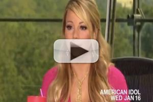 VIDEO: AMERICAN IDOL's Mariah Carey Promo