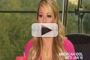 VIDEO: AMERICAN IDOL's Mariah Carey Promo