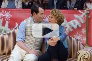 STAGE TUBE: NICE WORK's Broderick & O'Hara Perform in Macy's Parade!